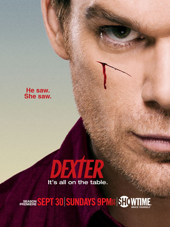 Dexter Season 7 Key Art Poster - P 2012