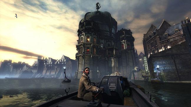 Dishonored Video Game Screenshot - H 2012