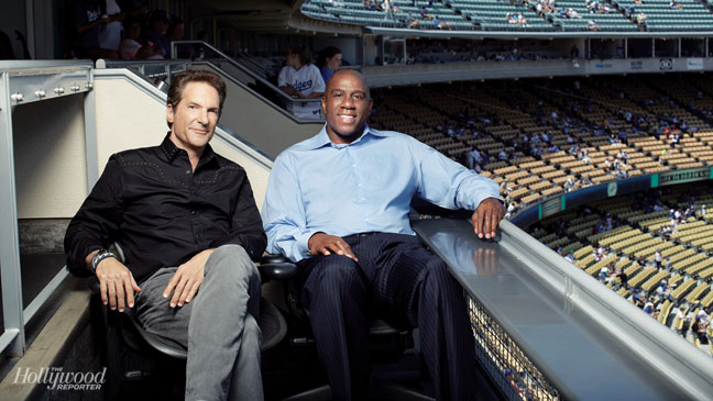 Peter Guber and Magic Johnson: The Owners
