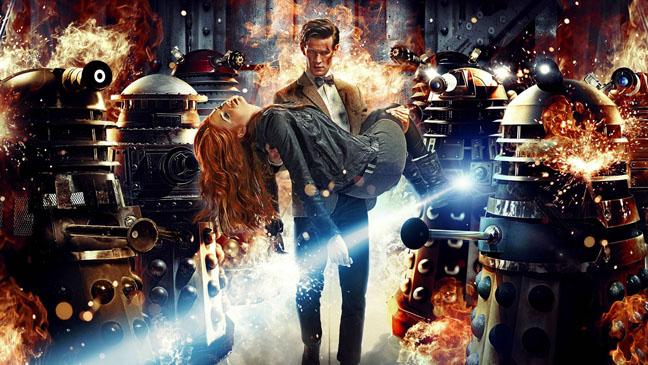 Dr. Who Ket Art - H 2012