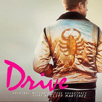 Drive soundtrack cover P
