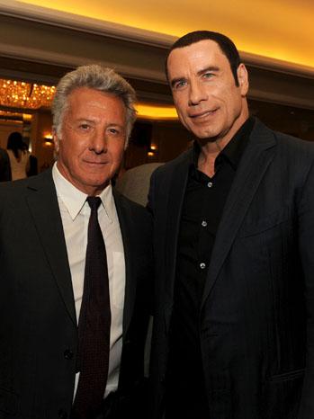 Dustin Hoffman John Travolta - P 2012