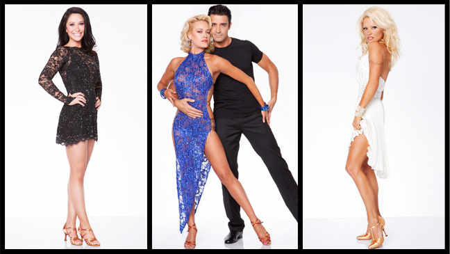 Dancing with the Stars: All-Stars Cast Split - H 2012