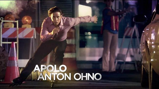 DWTS Apolo Ohno - H 2012