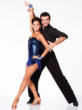Melissa Rycroft and Tony Dovolani