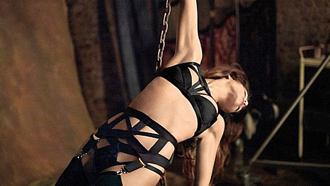 Fifty Shades Grey Lingerie - H 2012