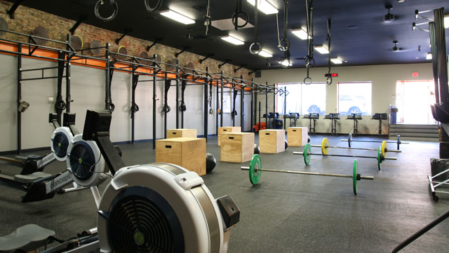 Fitness Room - H 2012