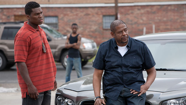 Freelancers Forest Whitaker - H 2012