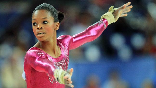 Gabby Douglas Olympics Close Up - H 2012