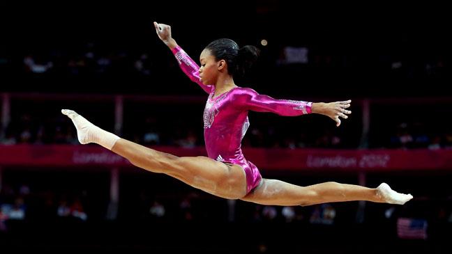Gabby Douglas Olympics Still - H 2012
