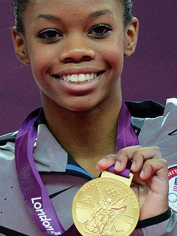 2012-28 REP Gabby Douglas P