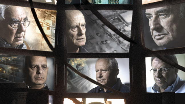 The Gatekeepers Still - H 2012