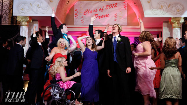 Glee Project Prom Court - H 2012
