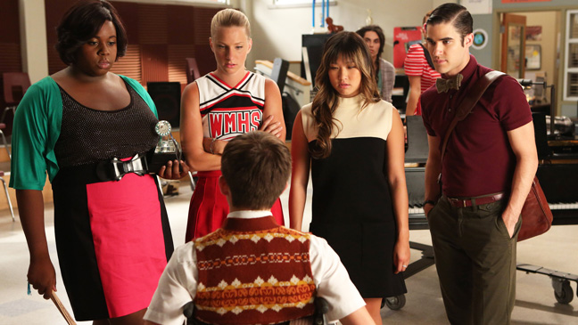 Glee Season 4 Episodic 1 - H 2012