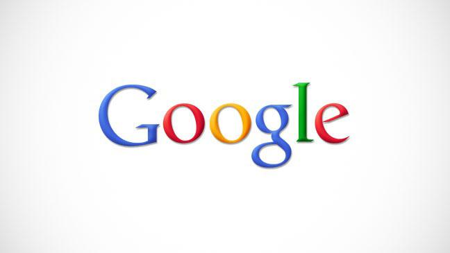 Google Logo NEW - H 2012