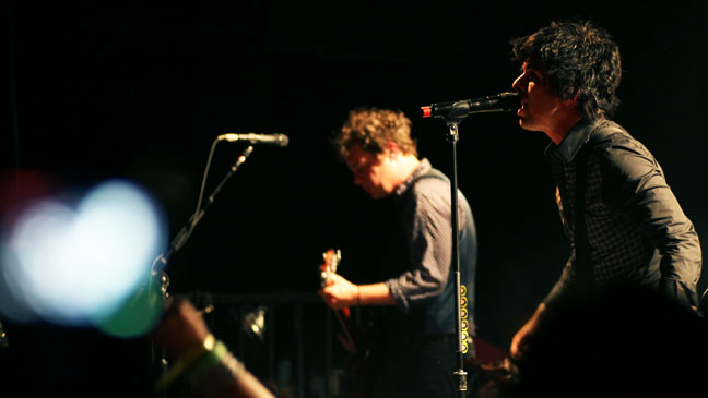 Green Day Performing LA 8/6  - H 2012