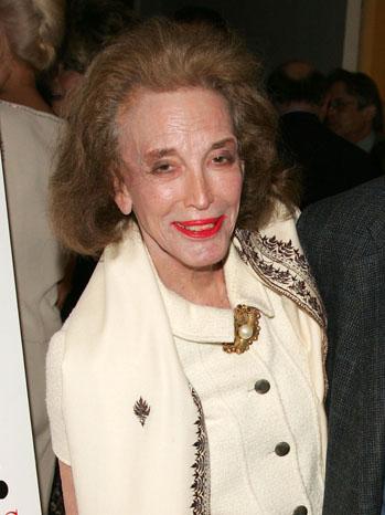 Helen Gurley Brown Headshot - P 2012