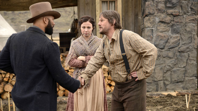 Hell on Wheels Episode 201 - H 2012