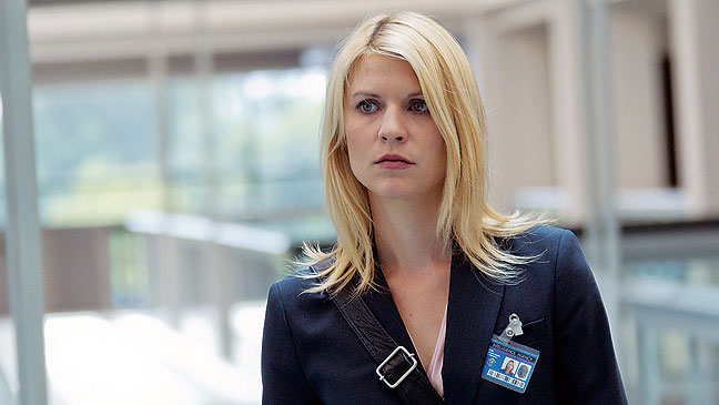 """LEAD ACTRESS DRAMA: Claire Danes, """"Homeland"""" (Showtime)"""