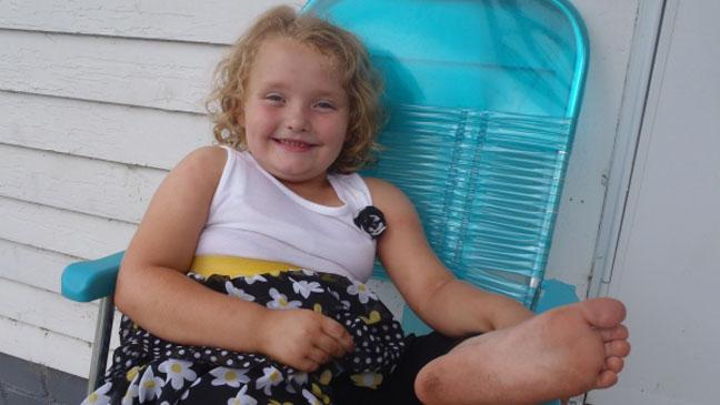 Honey Boo Boo Chair - H 2012