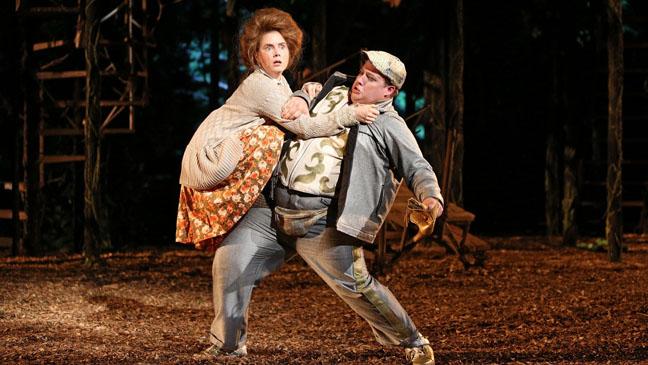 Into the Woods Theater Still Amy Adams  Josh Lamon - H 2012