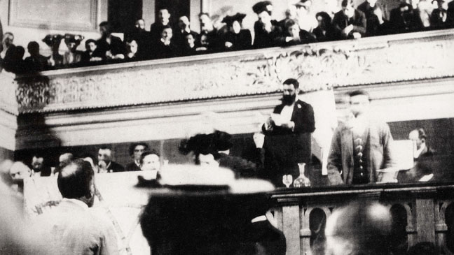 It Is No Dream: The Life of Theodor Herzl Still - H 2012