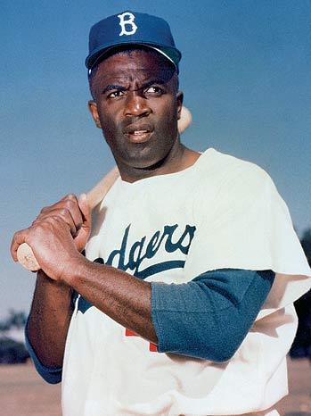 2012-28 FEA Dodgers Jackie Robinson P