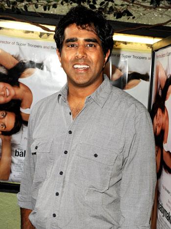 Jay Chandrasekhar Headshot - P 2012