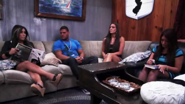 Jersey Shore Funny or Die - 2012 H