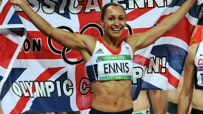 Jessica Ennis - H 2012