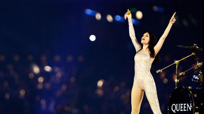 Olympic Closing Ceremony Jessie J - H 2012
