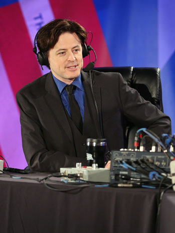 John Fugelsang Current TV TCA - P 2012