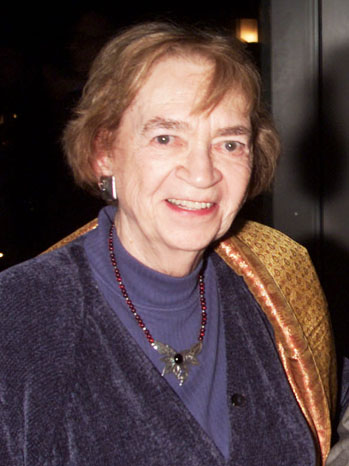 Judith Crist - P 2012
