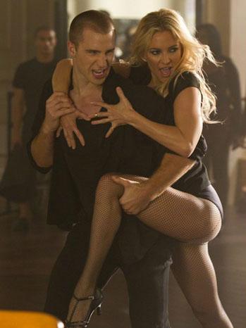 Glee Season 4 Kate Hudson Dancing - P 2012