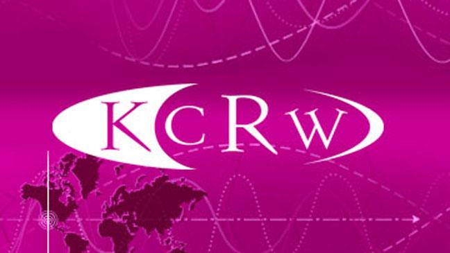 KCRW Logo - H 2012