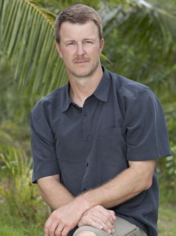 Jeff Kent on Survivor - P 2012