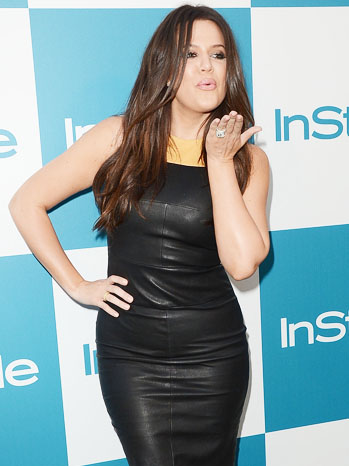 InStyle Summer Soiree Khloe Kardashian - P 2012