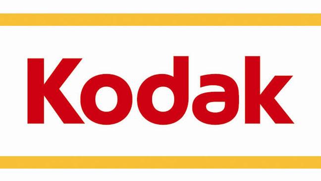Kodak logo - H 2012