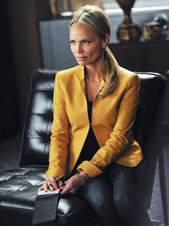 Kristin Chenoweth The Good Wife - P 2012