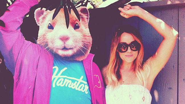 Lauren Conrad Kia Hamster - H 2012