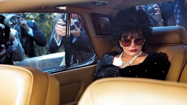 Liz & Dick Lohan in Car Still - H 2012