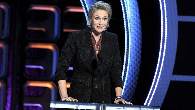 Jane Lynch Roseanne Roast H 2012