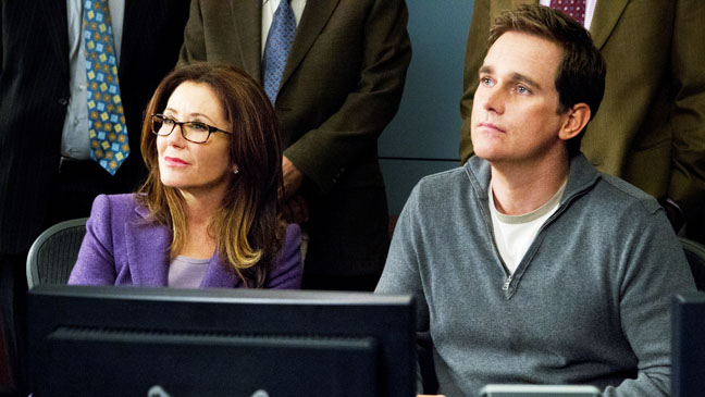 """Major Crimes """"Before and After"""" Still - H 2012"""