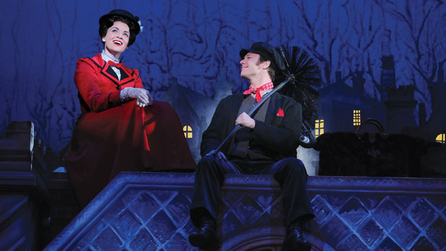 Mary Poppins Theater Review - H 2012