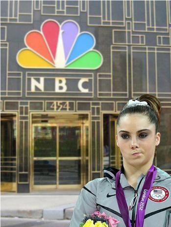 McKayla Maroney-NBC