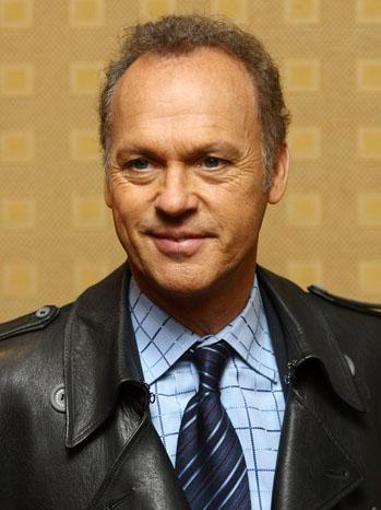Michael Keaton Headshot - P 2012