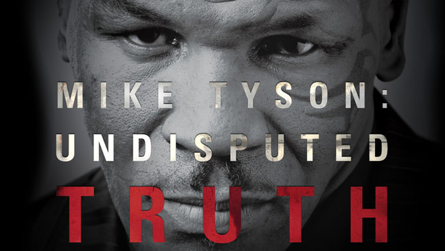 mike tyson: undisputed truth poster - H 2012