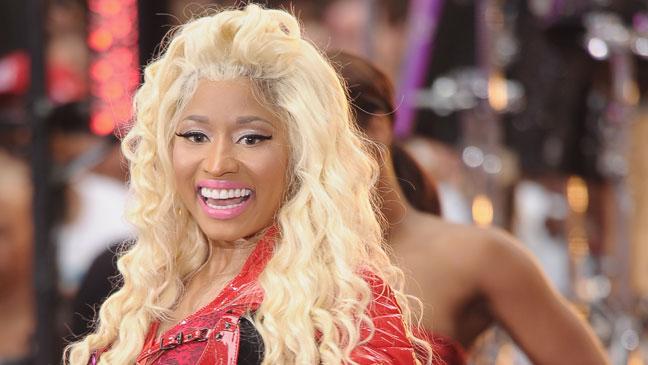 2012-30 REP Nicki Minaj H