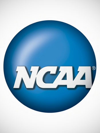 NCAA Logo Blue - P 2012