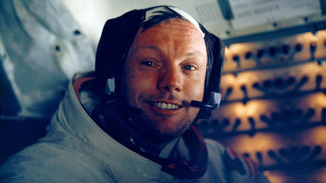 Neil Armstrong 1969 - H 2012